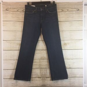 Red Engine Garnet Mid Rise Boot Cut Jeans 28